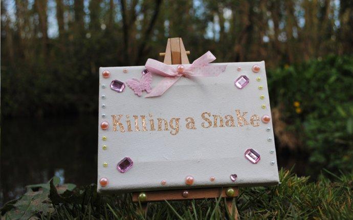 Killing a snake Dream Dictionary: Interpret Now! - Auntyflo.com
